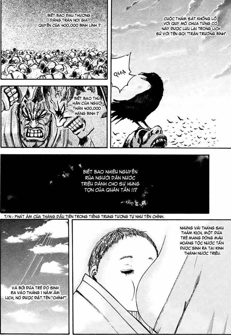 Kingdom - Vương Giả Thiên Hạ Chapter 75 page 12 - IZTruyenTranh.com