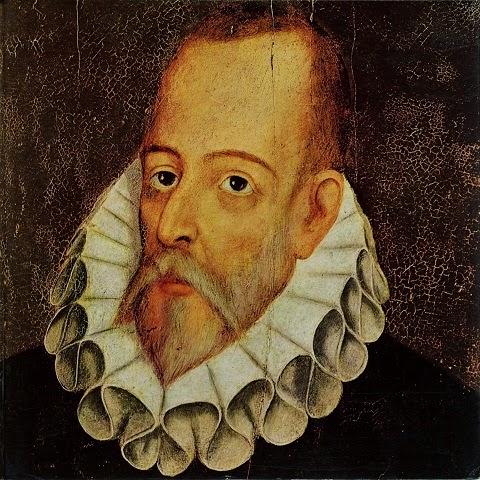 Supuesto retrato de Miguel de Cervantes Saavedra, atribuido a Juan de Jáuregui,