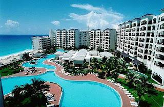 imagen del hotel de cancun