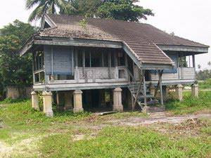 Sekolah Melayu Chemor, Perak, circa 1952