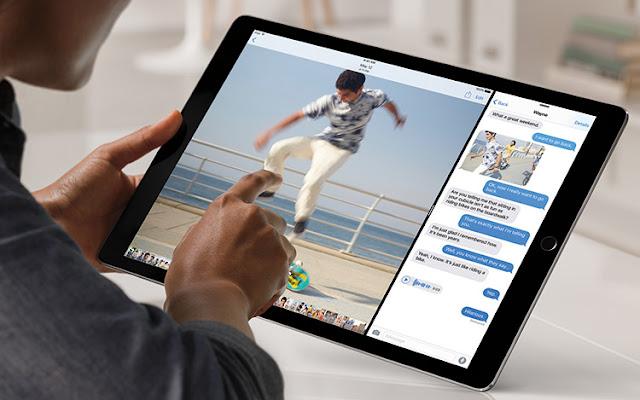 iPad Pro 12.9 polegadas estará disponível para compra na quarta-feira