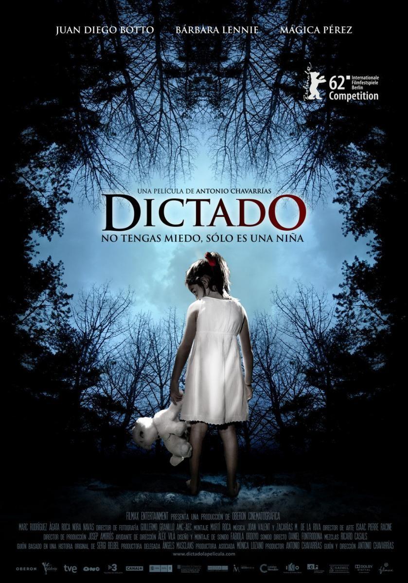 Dictado (2012) DVDRip Español Castellano Descargar