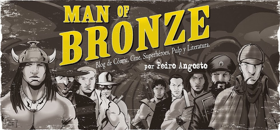 MAN OF BRONZE