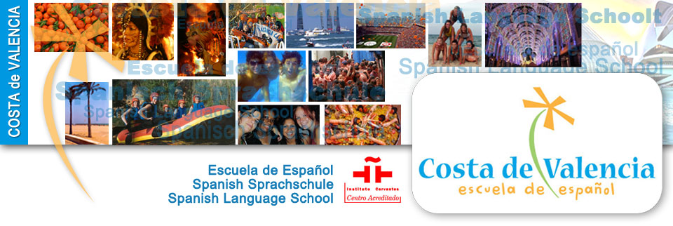 Costa de Valencia, escuela de español - Spanish Language School - Spanisch Sprachschule