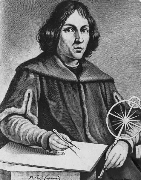 the achievement of nicolaus copernicus Nicolaus copernicus was a polish astronomer who put forth the theory that the  sun is at rest near the center of the universe, and that the earth, spinning on its.