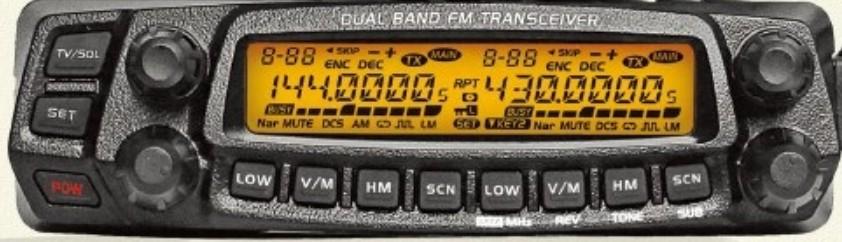 AnyTone Dual Band Transceiver VHF//UHF AT-5888UV Two Way and Amateur Radio Qixiang AT5888UV