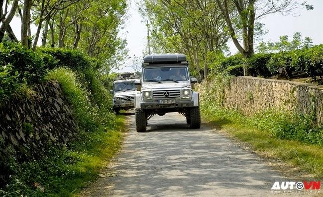 Mercedes-Benz Offroad