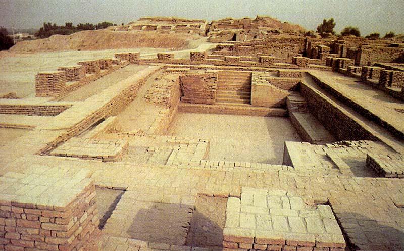 Ancient Indus River Civilization