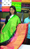 Neha Deshpande at Pochampally IKAT Art Mela 2015 Photos-thumbnail-13
