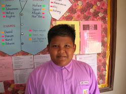 Pelajar UPSR Amiruddin