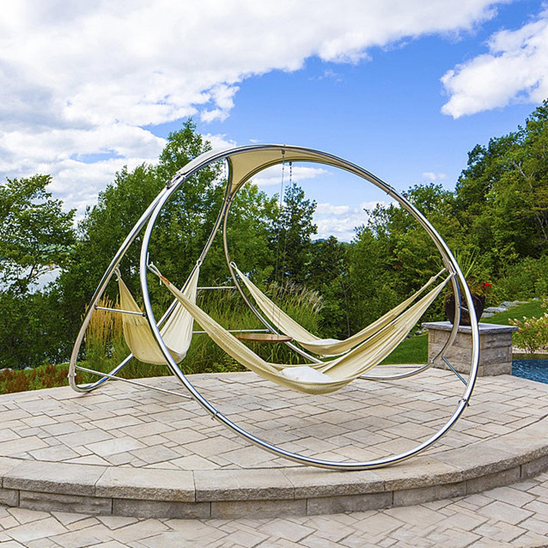 Infinity Hammock by Gilbert Tourville