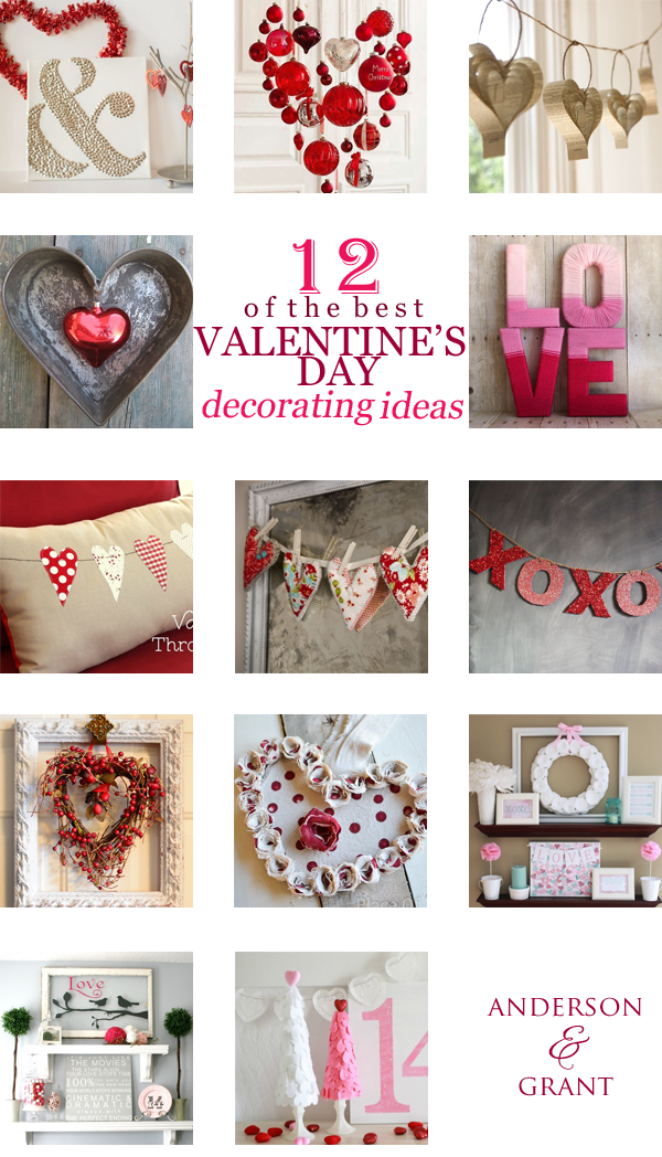 Here Are A Few Of My Favorite Decorations And Ideas Iu0027ve Found For  Valentineu0027s Day This Year.