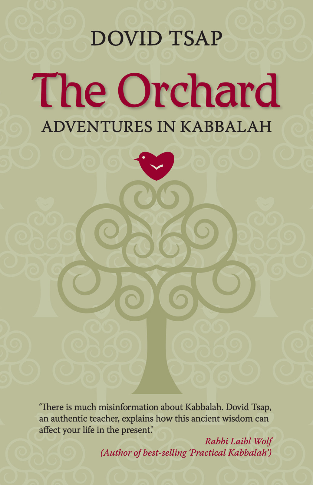 The Orchard: Adventures in Kabbalah