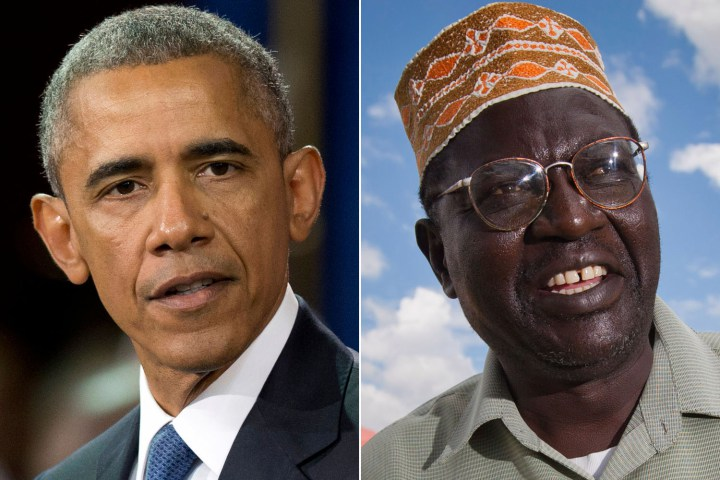 Obama's Half-Brother Sells Revealing Letter From The President