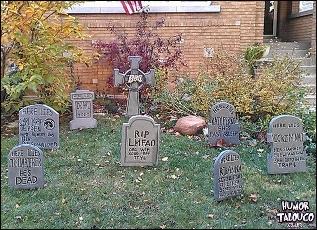 Decoracao Halloween