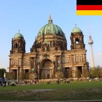 Německo - Berlín, 2015