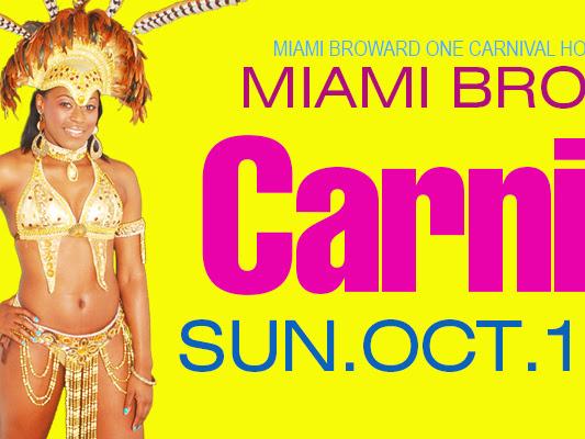 Miami Broward Carnival Fetes 2013