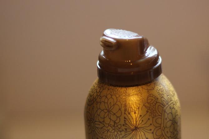 Macadamia flawless nozzle