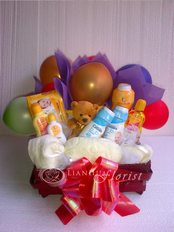 parcel bayi perlengkapan mandi bagus dan murah