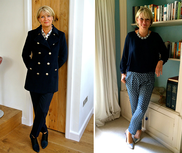 Lady Of The Month Midlife Chic Lady Of Style