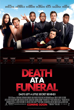Poster Of Death at a Funeral 2010 In Hindi Bluray 720P Free Download