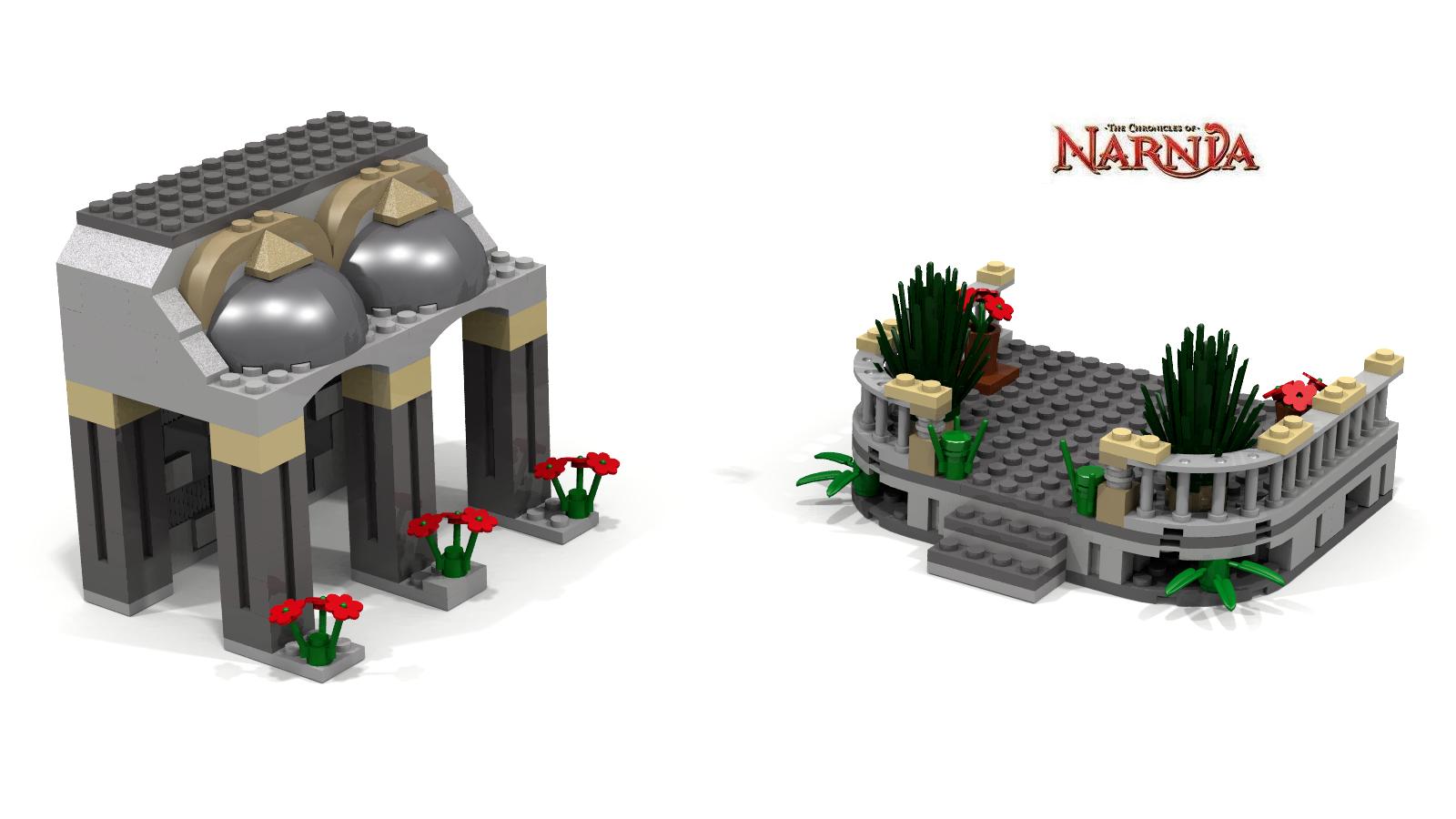 The Unofficial LEGO Narnia Blog