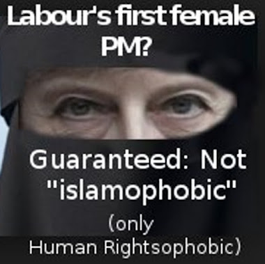 Islam was born out of what Human Rights consider evil