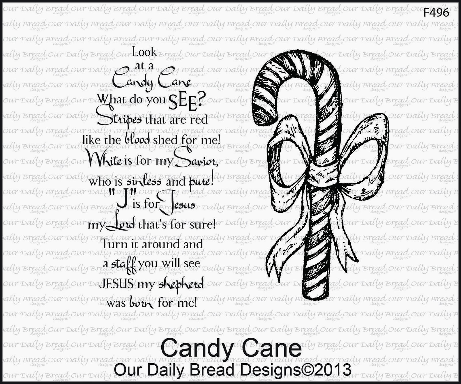 sjbutterflydreams: The meaning of the Candy Cane