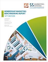 Membership Marketing Benchmarking Report