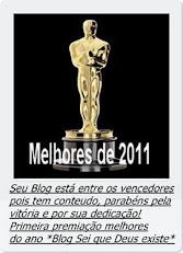 Primeiro Prêmio do Blog Alô Videosfera