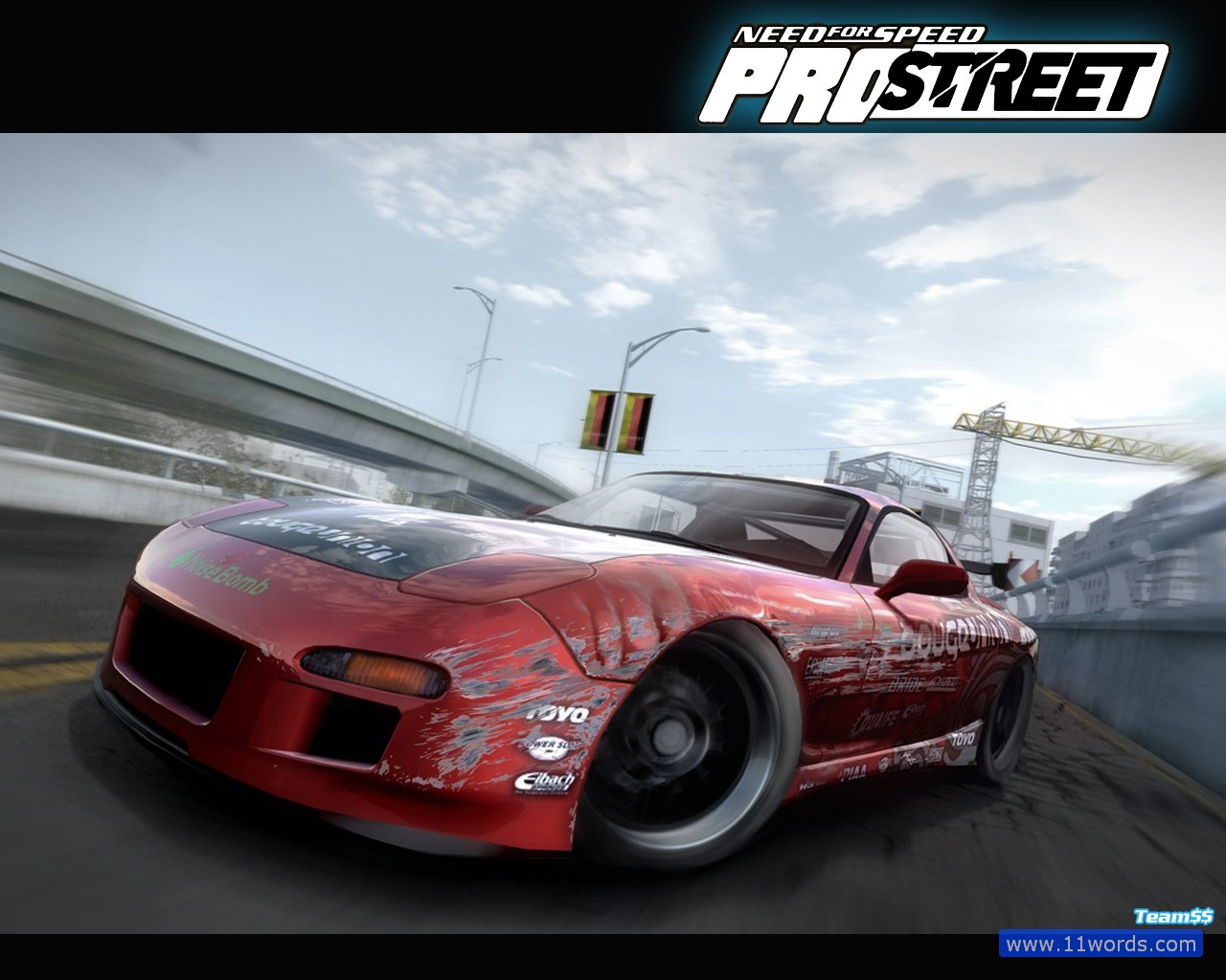 Need for Speed ProStreet HD Wallpapers and Background Images