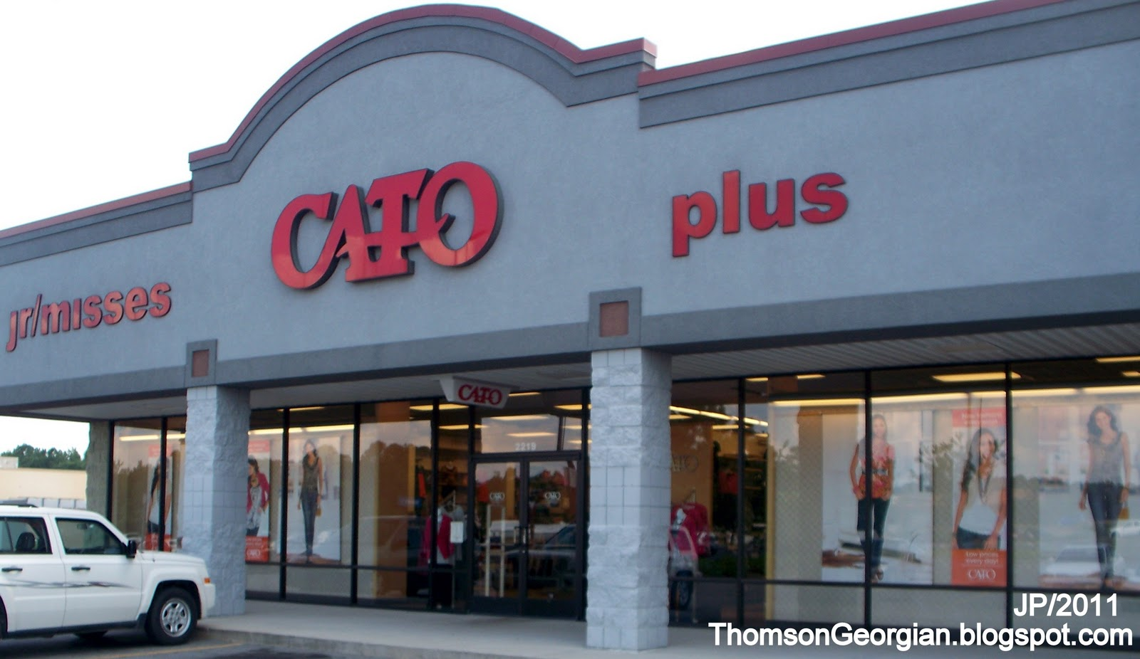 Catos Fashions Store Locations Cato Fashions S CATO THOMSON