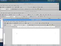 Mencoba Tampilan Baru Flat Icon Di LibreOffice