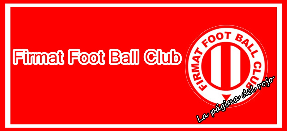 ..:: FIRMAT FOOT BALL CLUB ::..