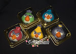 Angry Birds Chocolate