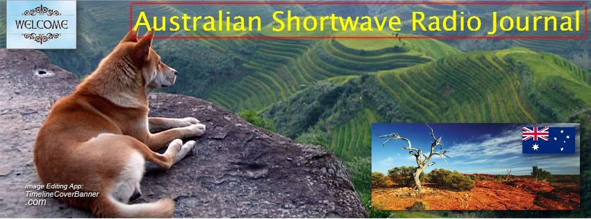 THE AUSTRALIAN SHORTWAVE RADIO JOURNAL