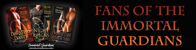 Fans of the Immortal Guardians Series