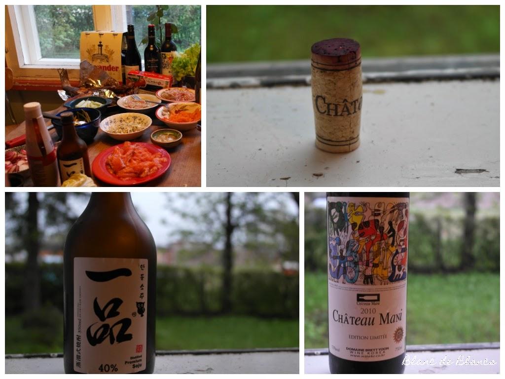 Korea reunion - www.blancdeblancs.fi