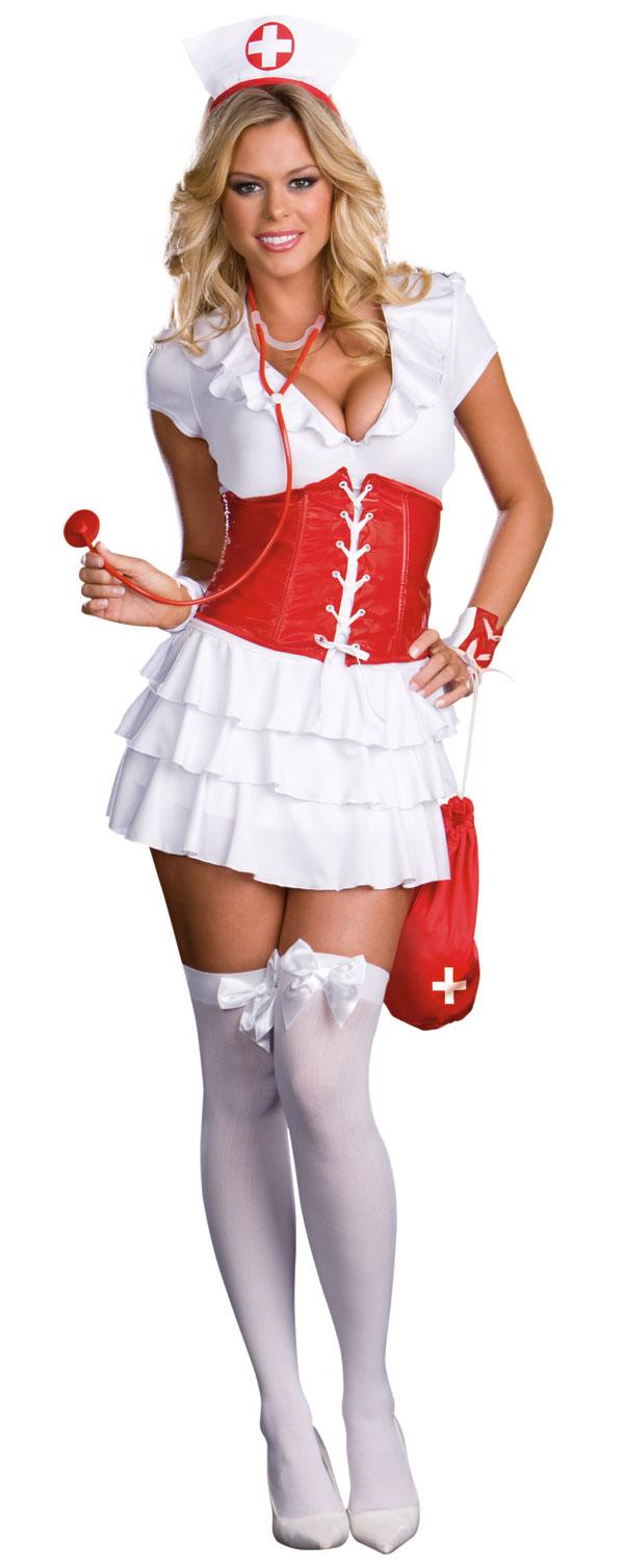 Sexy Nurse Stock Photos - Royalty Free Stock Images
