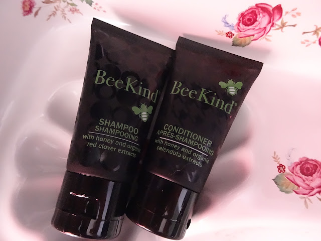 Beekind products in the bathroom
