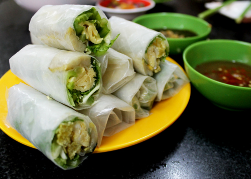 Hanoi best street food