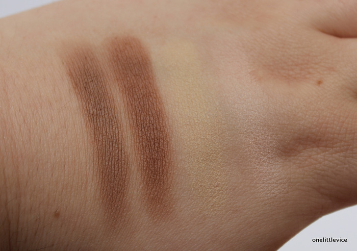 affordable contour palette: one little vice beauty blog