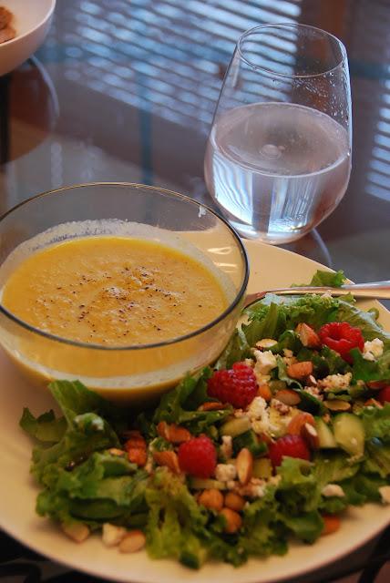 Creamy Parsnip Celery And Apple Soup