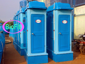 Toilet Portable Type B / KLIK GAMBAR