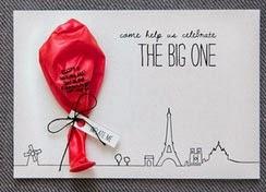 Recicla Inventa Invitaciones de cumpleaos originales para adultos