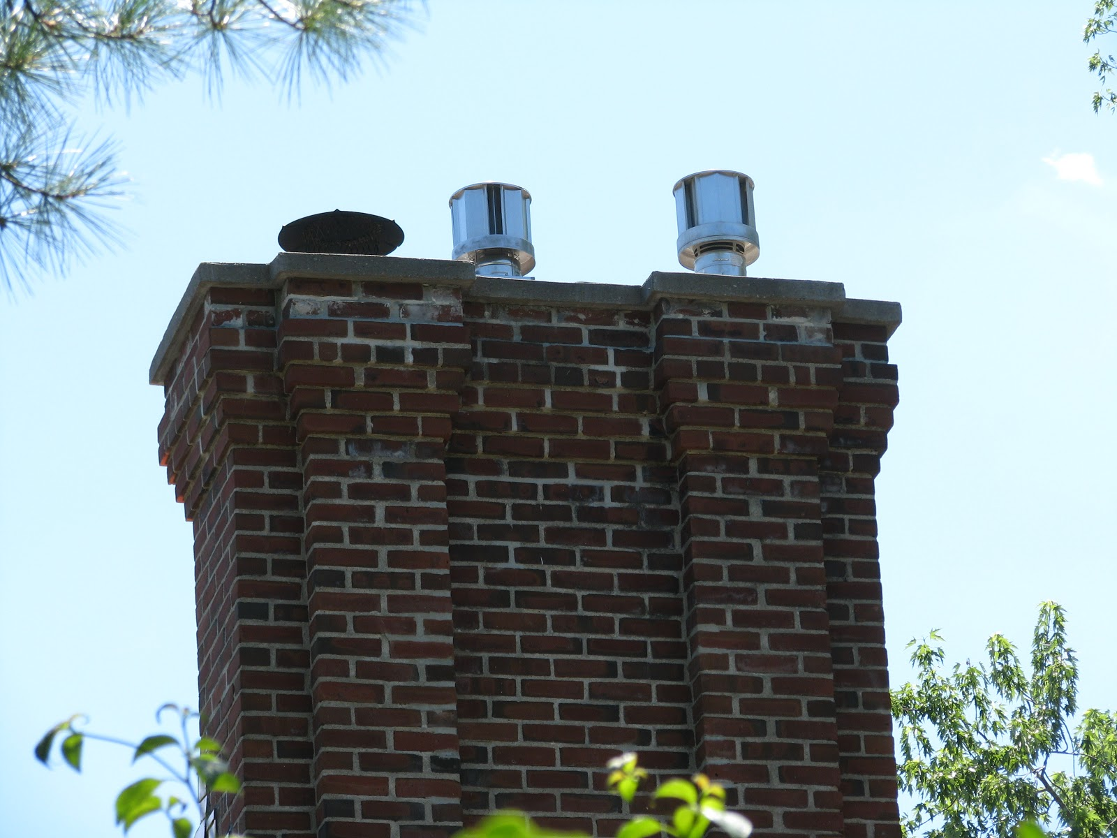 Richermetal Copper Chimney Cap