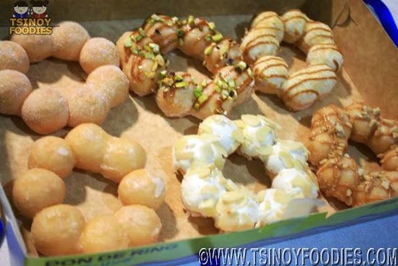 mister donut pon de ring