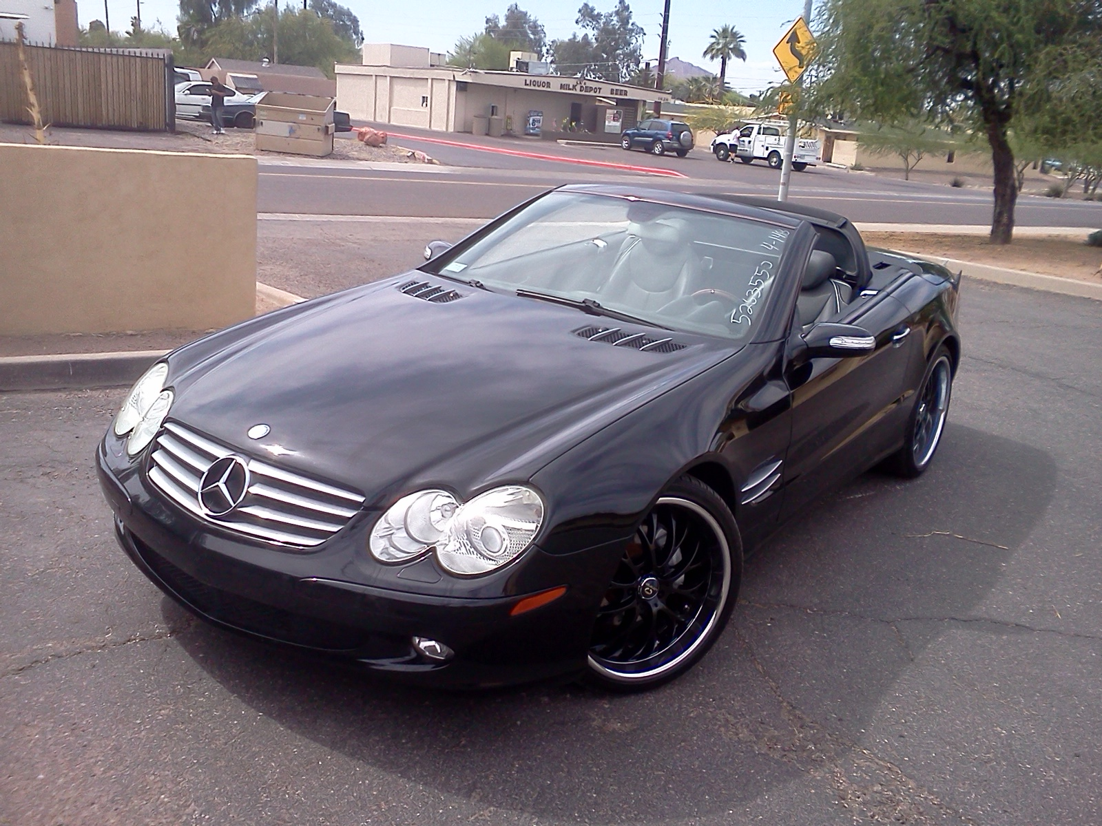Scottsdale discount auto llc 2006 mercedes benz sl500 for 2006 mercedes benz sl500