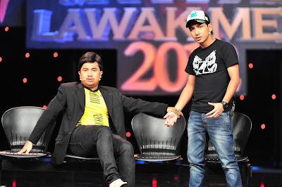 Maharaja Lawak Mega 2012 Minggu 3 JOZAN