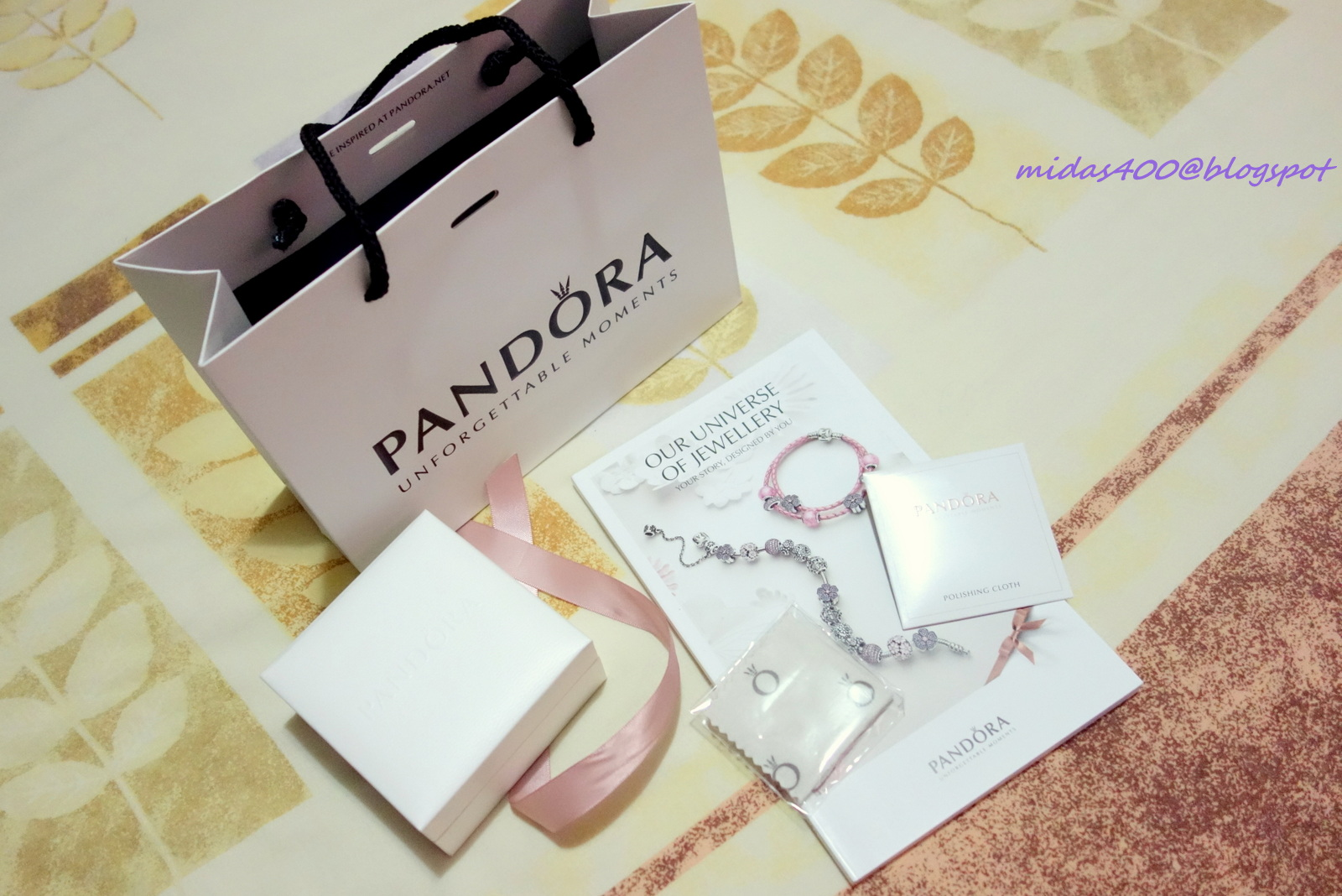 Midas Food n Travel Blog: Welcome to PANDORA Club!!
